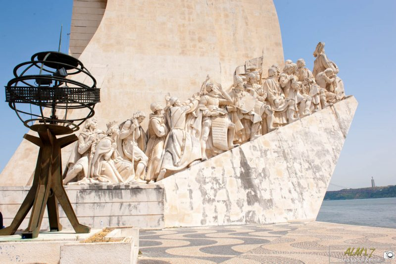 Monument des découvertes Lisbonne