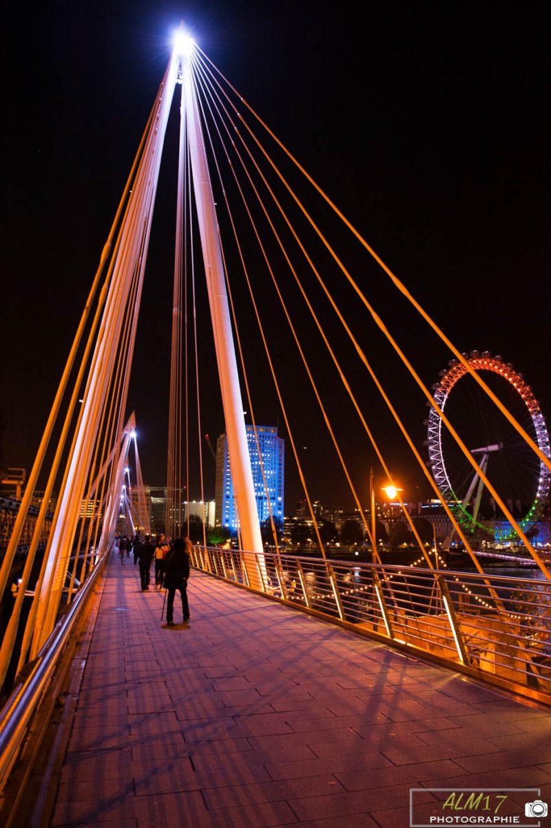 Pont de Charing Cross Londres
